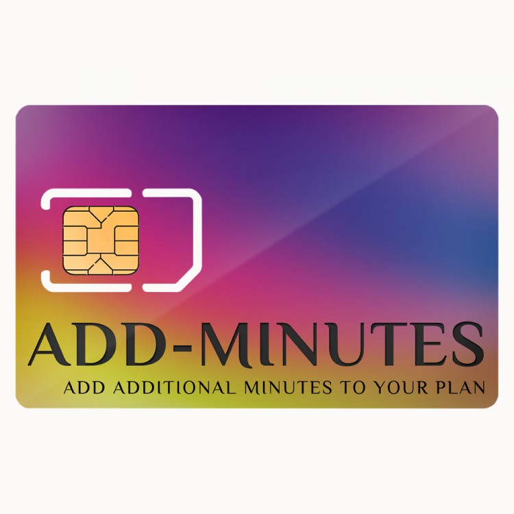 ADD-MINUTES Wireless Plan