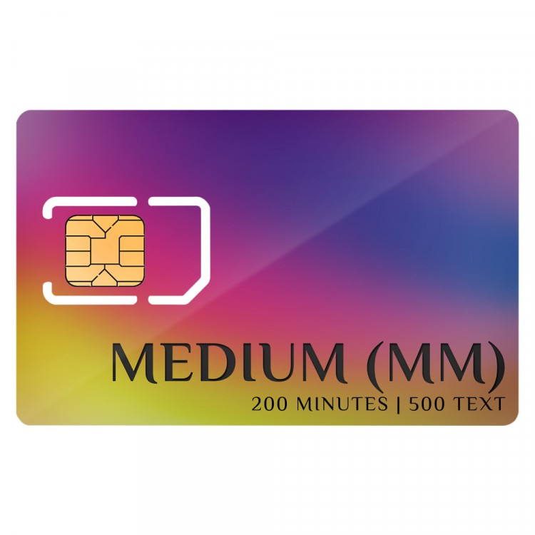 MEDIUM (MM) Wireless Plan