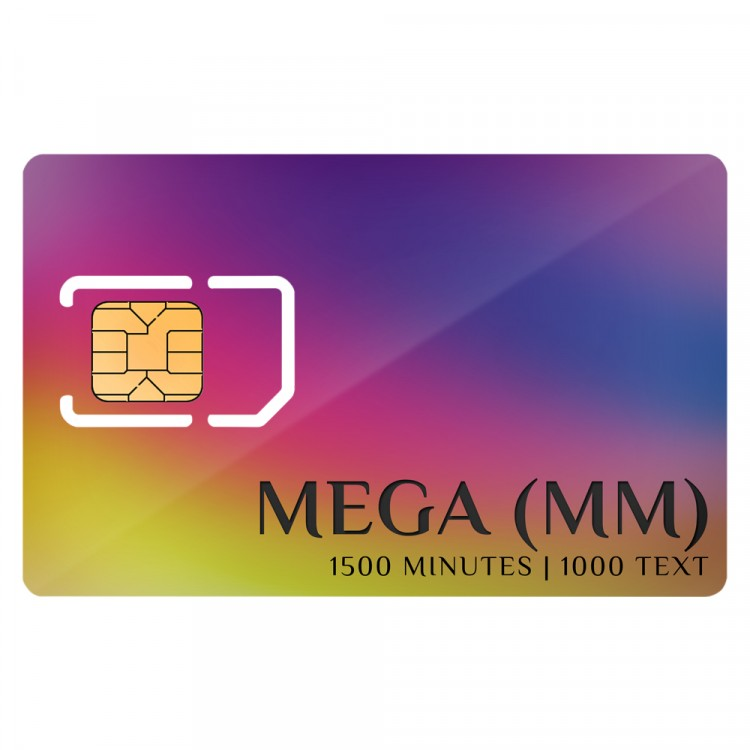 MEGA (MM) Wireless Plan