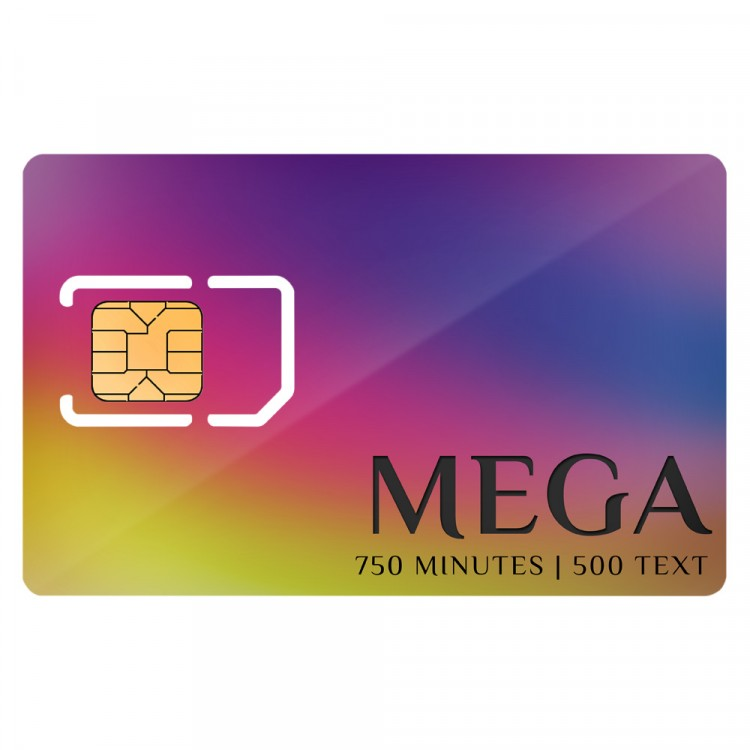 MEGA Wireless Plan