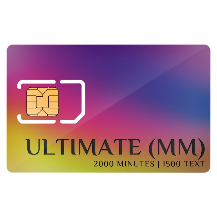 ULTIMATE (MM) Wireless Plan